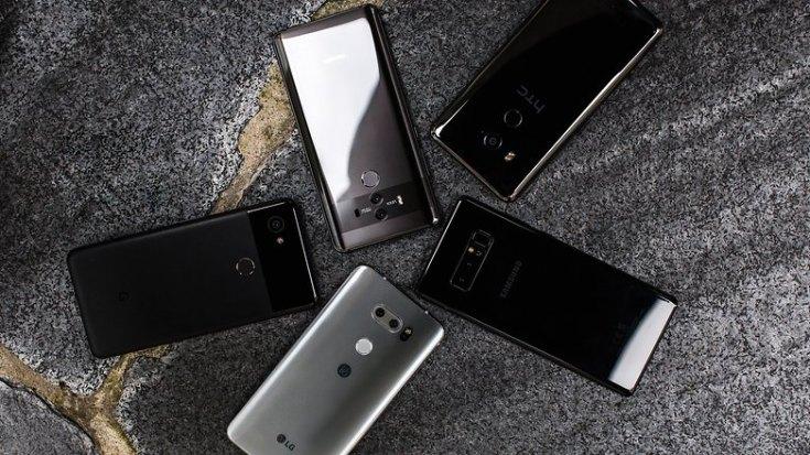 AndroidPIT HTC U11 LG V30 Galaxy Note8 Pixel2 plus Huawei Mate10 pro 1979