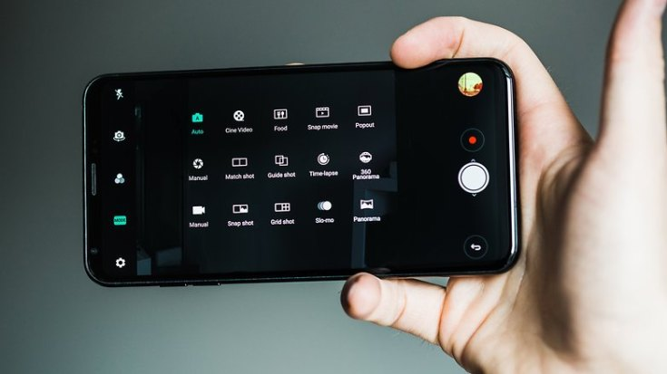 AndroidPIT lg v30 camera log video 9079