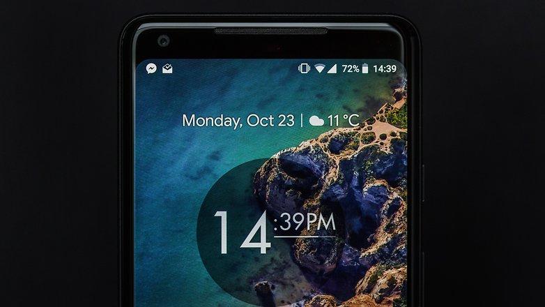 AndroidPIT Google Pixel 2 XL 1610