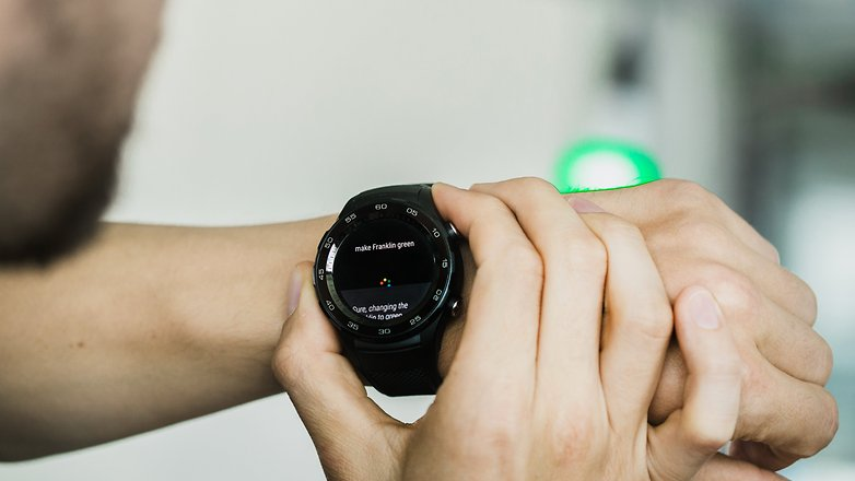 AndroidPIT часы huawei philips hue 5830