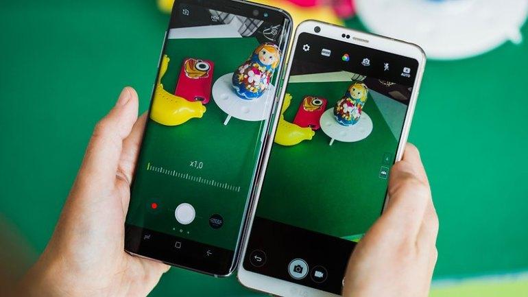 AndroidPIT Samsung Galaxy S8 vs LG G6 2466