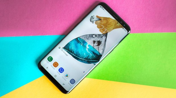 AndroidPIT Samsung Galaxy S8plus 2071