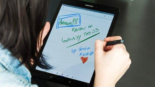 AndroidPIT Samsung Galaxy Tab S3 2134