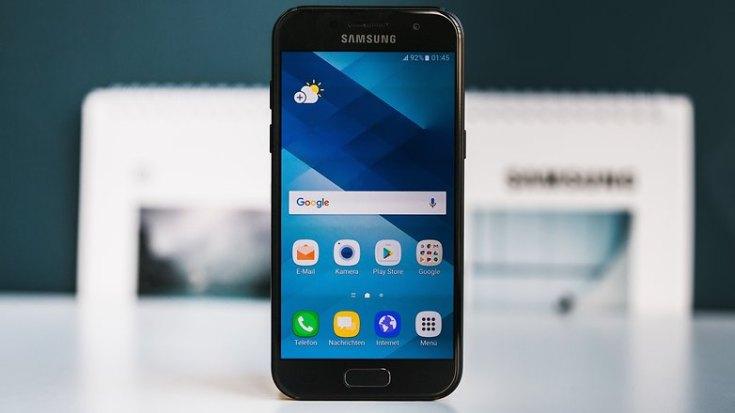 AndroidPIT Samsung Galaxy a3 2017 4749