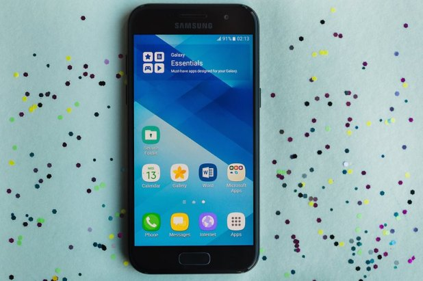 AndroidPIT Samsung Galaxy a3 2017 4785