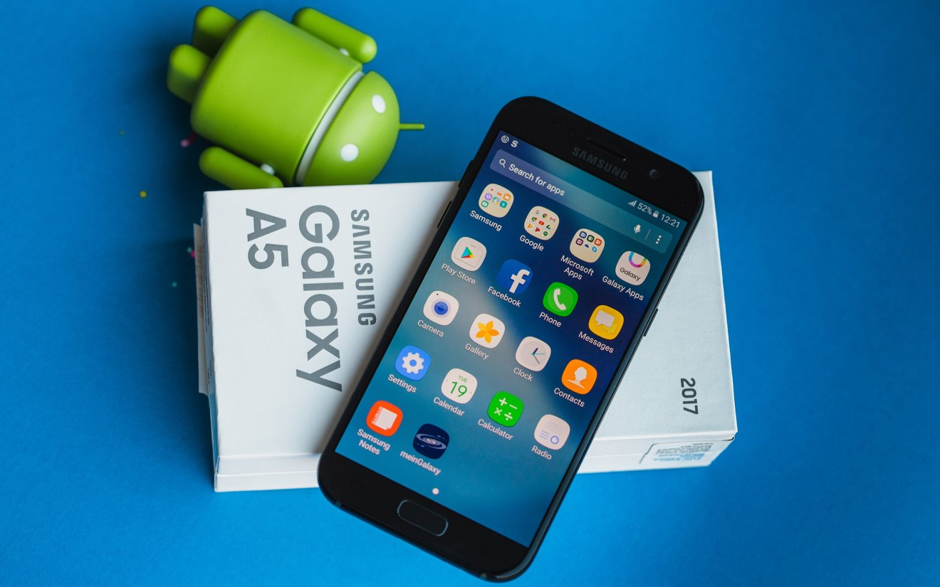 Image result for galaxy a5 2017