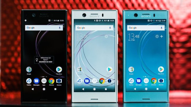 Image result for Sony Xperia XZ1 Compact