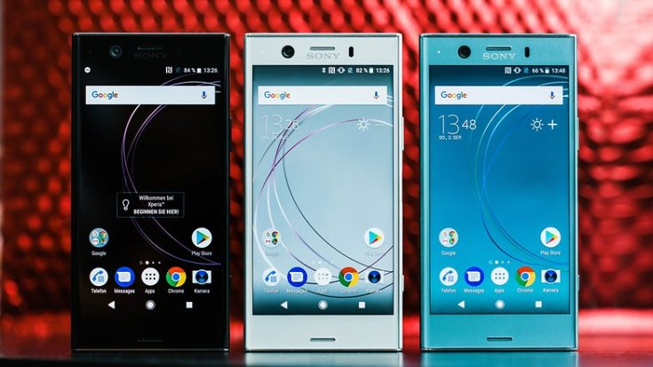 AndroidPIT Sony XZ1 compact 7422