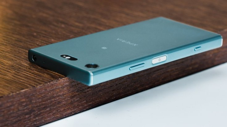 AndroidPIT Sony XZ1 compact 7571