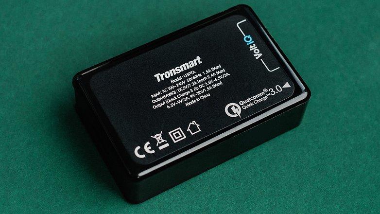 AndroidPIT быстрые зарядные устройства 9885