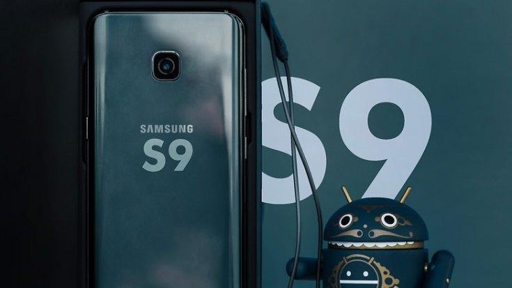 AndroidPIT Samsung Galaxy S9 rumor HUB