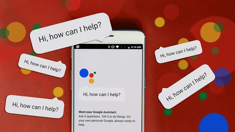 AndroidPIT Google Ассистент 5
