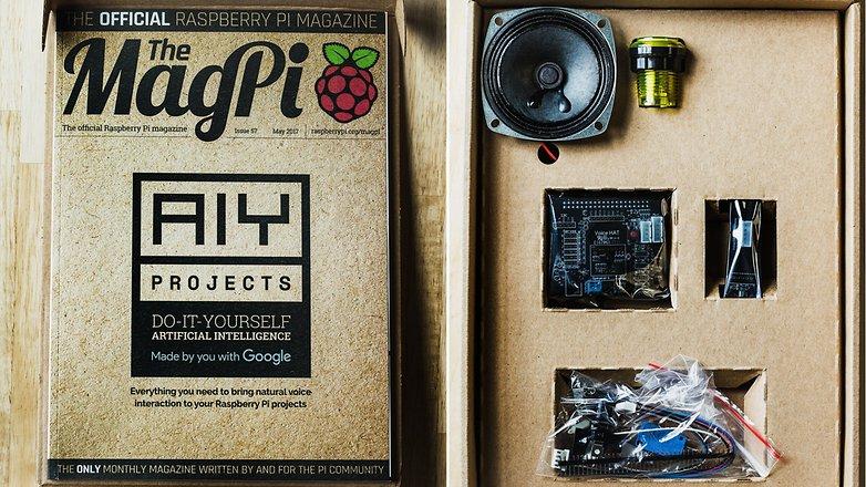 AndroidPIT Google Ассистент Raspberry Pi 1329