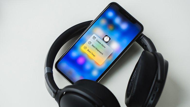 AndroidPIT часы для iphone часы ios 8583