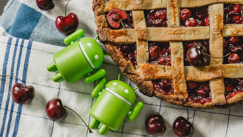 AndroidPIT пирог для Android 0090