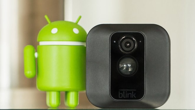 AndroidPIT blink xt security camera 3945