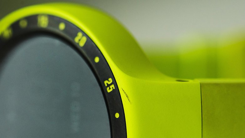 AndroidPIT ticwatch e ticwatch s smartwatch android wear wearables 8136