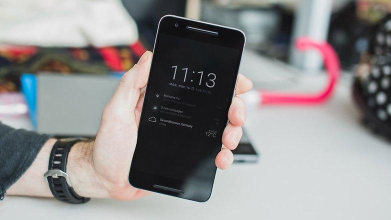 Советы по работе с батареей AndroidPIT Nexus 6P 1