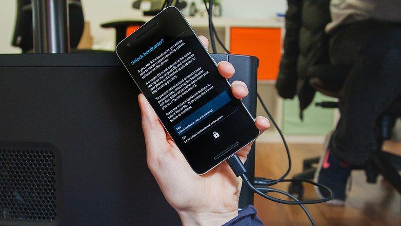 Загрузчик AndroidPIT nexus 6p