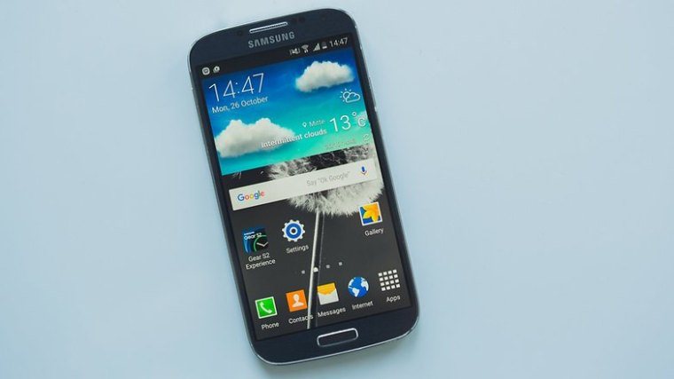 AndroidPIT Samsung Galaxy S4 review 2015 5