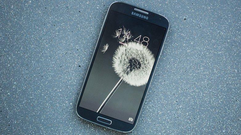 AndroidPIT Обзор Samsung Galaxy S4 2015 9