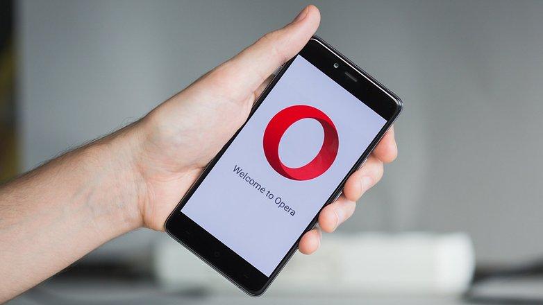Браузер AndroidPIT Opera 2