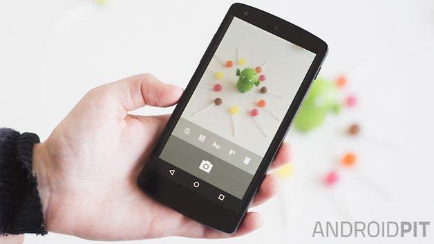 Интерфейс камеры Android L lollipop 2