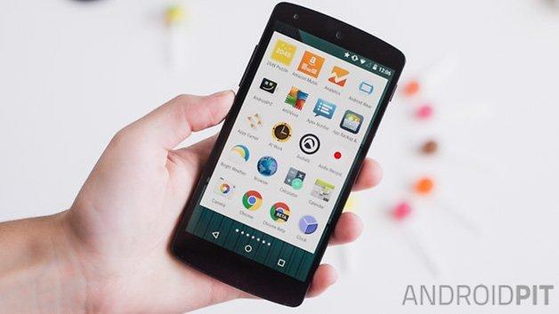 Интерфейс Android L lollipop 6