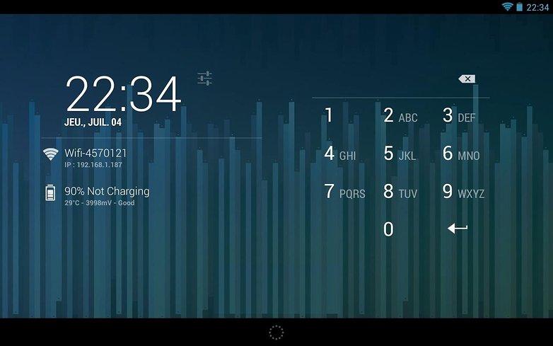 как установить виджеты на экран блокировки планшета картинки 01