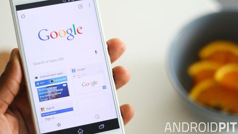 Google Chrome 1 6