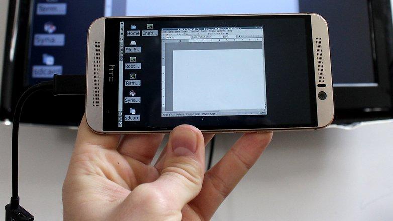 androidpit превратить андроид в ПК xx