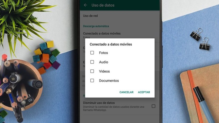 AndroidPIT descargar archivos whatsapp