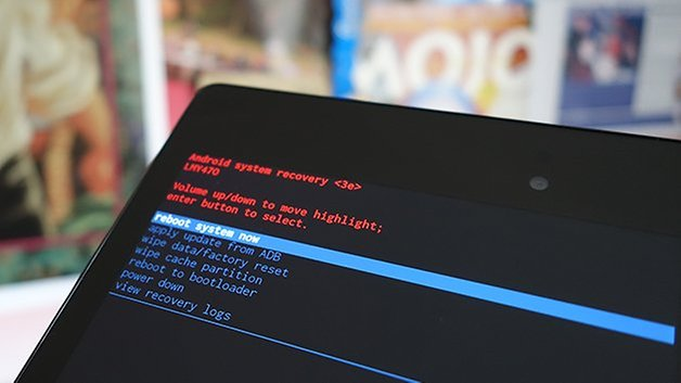 AndroidPIT nexus 7 2013 очистить кеш