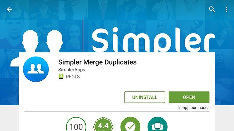 приложение для дублирования контактов androidpit
