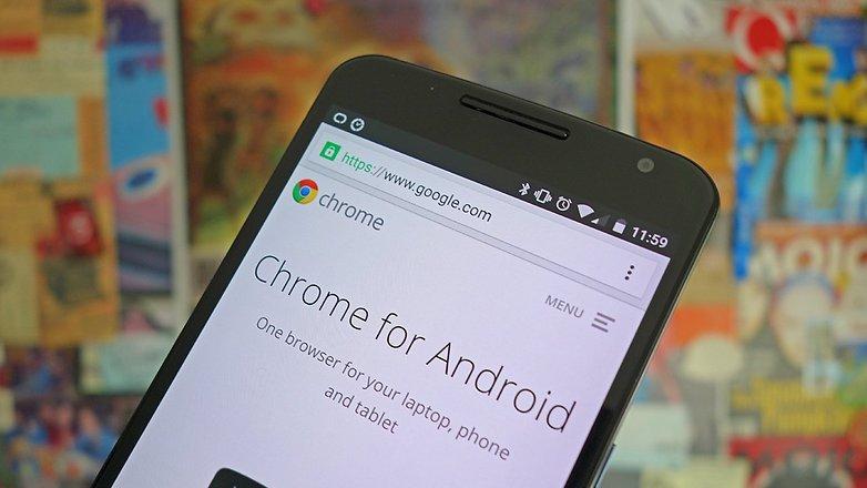 androidpit nexus 6 хром