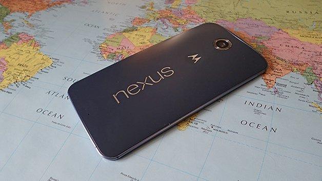 androidpit nexus 6 на карте