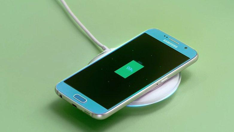 androidpit samsung зарядка