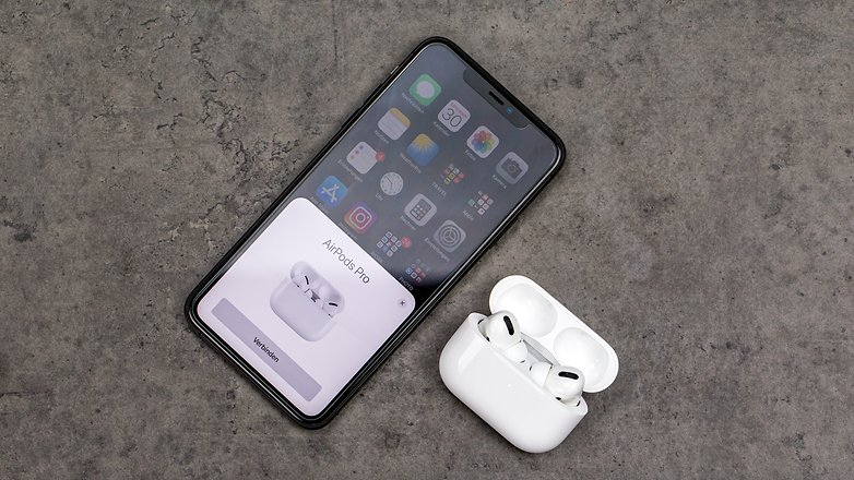 AndroidPIT Airpods Pro 17