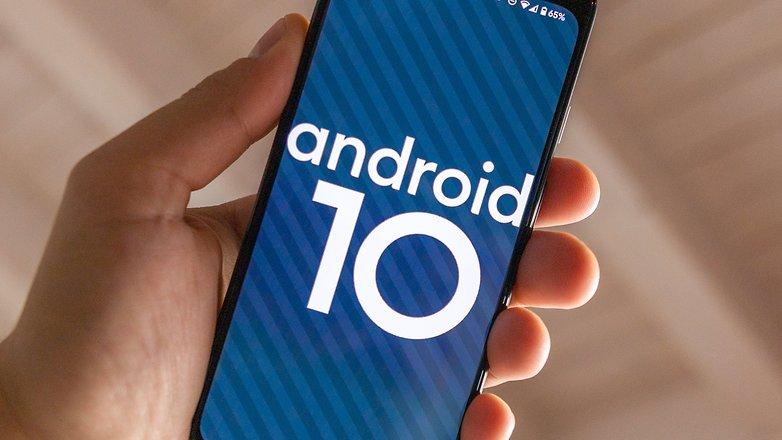 AndroidPIT андроид 10 07