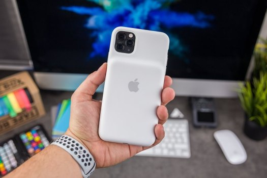 AndroidPIT apple smart battery case iphone 11 pro max 11