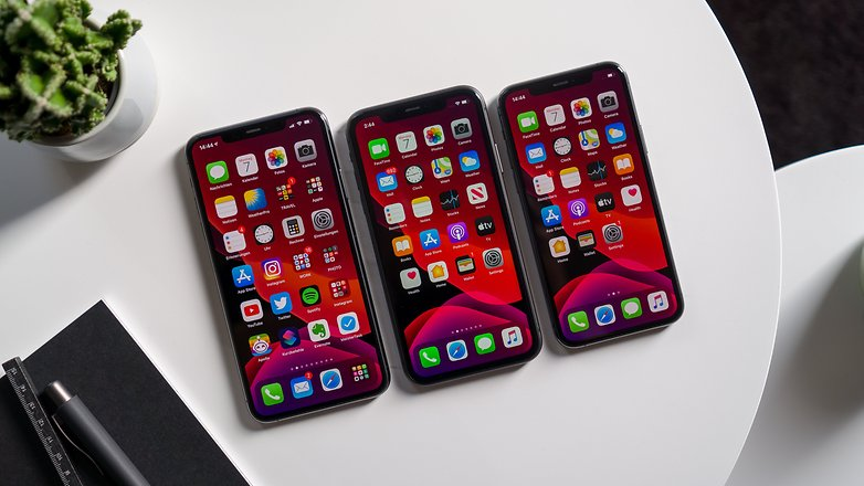 AndroidPIT iPhone11 iphone11pro iphone11promax