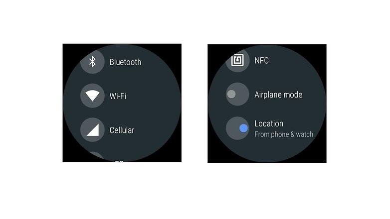 Аккумулятор androidpit smartwatch наконечник 6