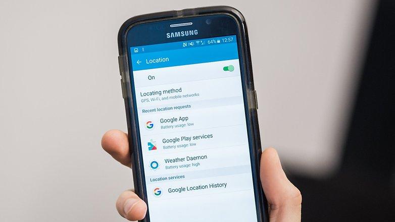 AndroidPIT Google сейчас местоположение