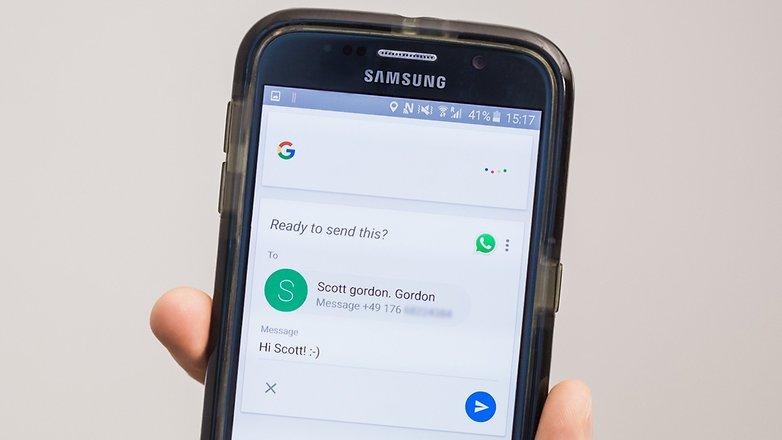 AndroidPIT хорошо, Google отправить сообщение, что приложение