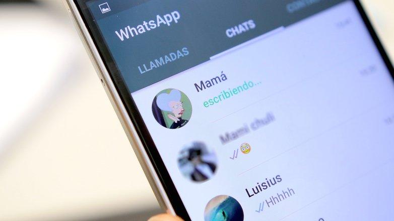 мама WhatsApp