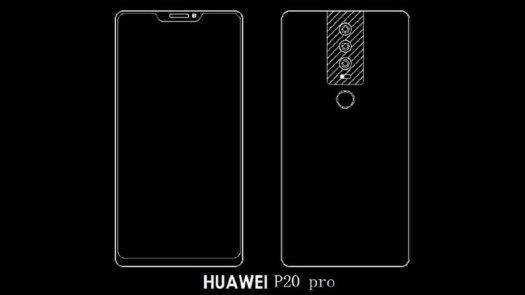 huawei p20 pro sketch bell