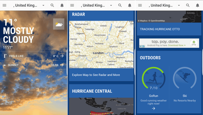 androidpit weatherchannel