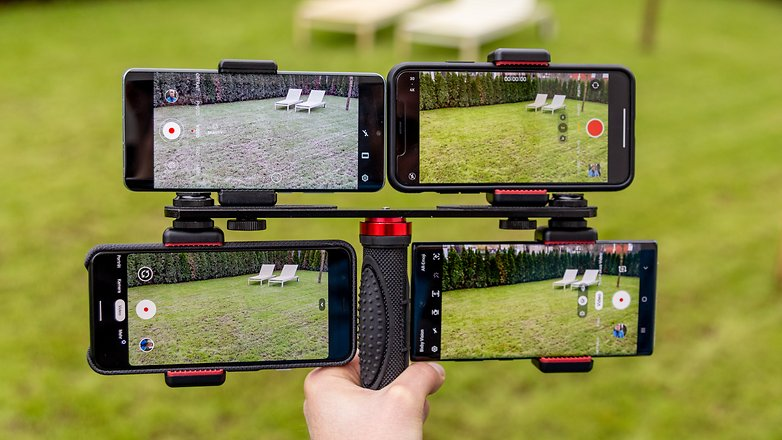 Сравнение тестов камеры AndroidPIT 2