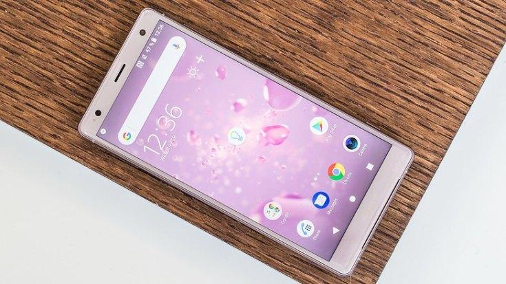 AndroidPIT sony xperia xz2 hero h5c