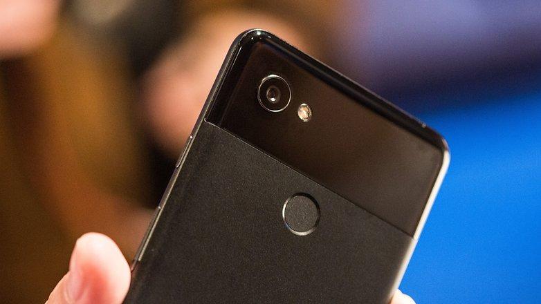 google pixel 2 xl камера